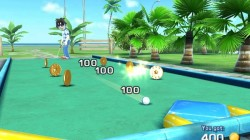 Screenshot for Fun! Fun! Minigolf TOUCH! - click to enlarge