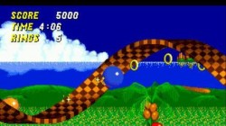 Screenshot for Sonic the Hedgehog 2 - click to enlarge