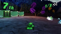 Screenshot for Ben 10: Galactic Racing - click to enlarge