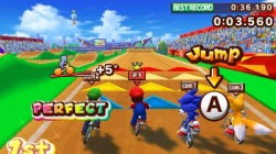 Screenshot for Mario & Sonic at the London 2012 Olympic Games - click to enlarge
