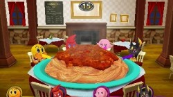 Screenshot for Pac-Man Party 3D - click to enlarge