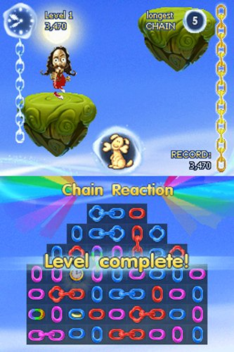 Screenshot for Chainz Galaxy on Nintendo DS - on Nintendo Wii U, 3DS games review