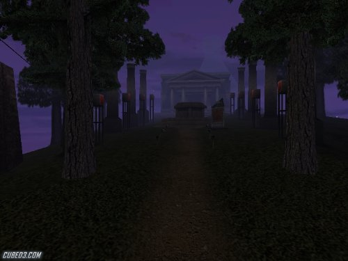 Screenshot for Myst on Nintendo 3DS