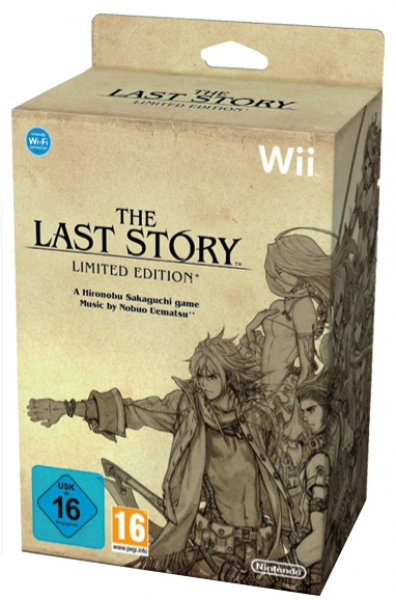Image for The Last Story Getting Limited Edition in Europe
