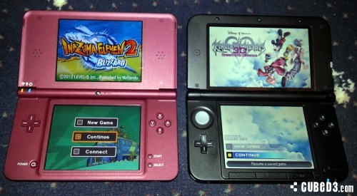 Screenshot for Nintendo 3DS XL Console on Nintendo 3DS