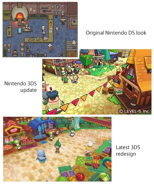 Image for Fantasy Life Gets New 3DS Look, Due 2012