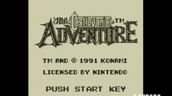 Screenshot for Castlevania: The Adventure - click to enlarge