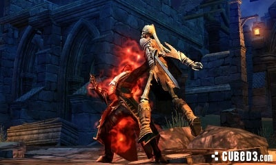Screenshot for Castlevania: Lords of Shadow – Mirror of Fate on Nintendo 3DS- on Nintendo Wii U, 3DS games review