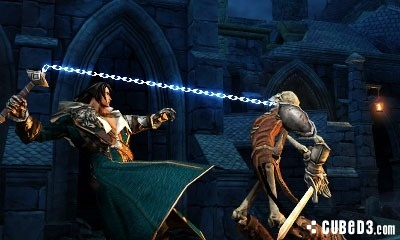 Screenshot for Castlevania: Lords of Shadow – Mirror of Fate on Nintendo 3DS - on Nintendo Wii U, 3DS games review