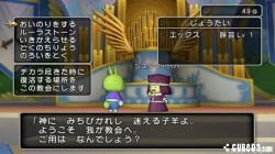 Screenshot for Dragon Quest X: Rise of the Five Tribes Online - click to enlarge