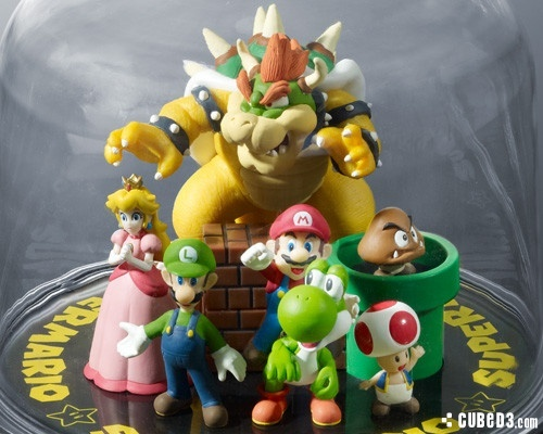 Image for New Club Nintendo Goodies for Japan to Unwrap