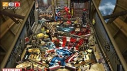 Screenshot for Marvel Pinball 3D - click to enlarge
