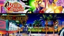 Screenshot for Touch de Rakushou! Pachi-Slot Sengen: Rio de Carnival - click to enlarge