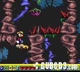 Screenshot for Rayman on Game Boy Color - on Nintendo Wii U, 3DS games review