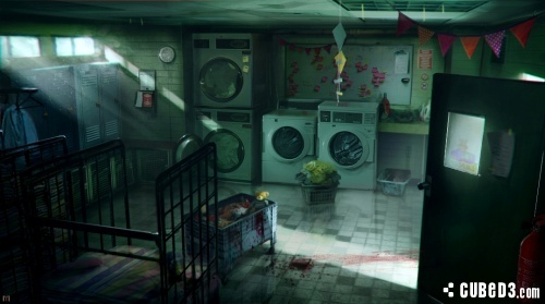 Screenshot for ZombiU on Wii U - on Nintendo Wii U, 3DS games review
