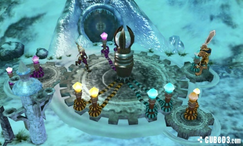 Screenshot for Heroes of Ruin on Nintendo 3DS