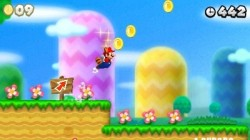 Screenshot for New Super Mario Bros. 2 - click to enlarge
