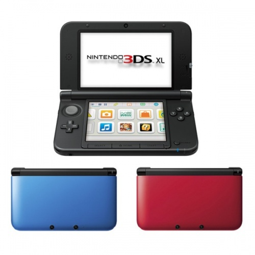 Image for Nintendo Reveals the New 3DS Model