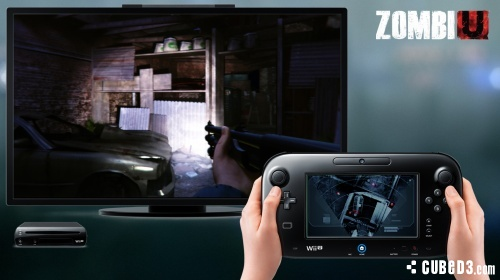 Screenshot for ZombiU on Wii U