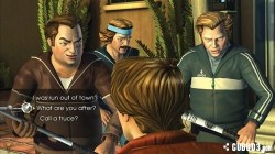Screenshot for Back to the Future: The Game - click to enlarge