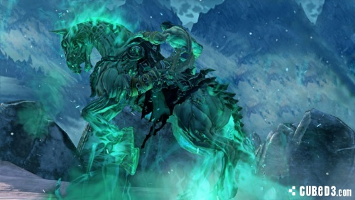 Screenshot for Darksiders II on Wii U - on Nintendo Wii U, 3DS games review