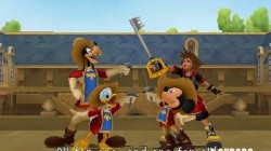 Screenshot for Kingdom Hearts 3D: Dream Drop Distance - click to enlarge