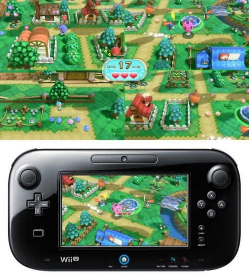Screenshot for Nintendo Land on Wii U - on Nintendo Wii U, 3DS games review