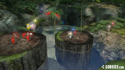 Screenshot for Pikmin 3 on Wii U