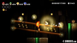 Screenshot for New Super Mario Bros. U - click to enlarge