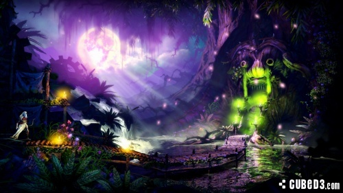 Screenshot for Trine 2: Director's Cut (Hands-On) on Wii U