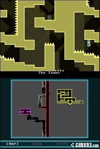 Screenshot for VVVVVV on 3DS eShop - on Nintendo Wii U, 3DS games review