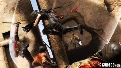Image for E3 2012 Media | Ninja Gaiden 3 - Wii U Screenshots