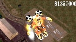 Screenshot for Blast Corps - click to enlarge