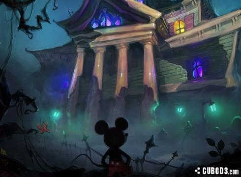Image for Disney Goes Vocal on Epic Mickey 2