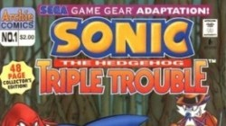 Screenshot for Sonic the Hedgehog: Triple Trouble - click to enlarge