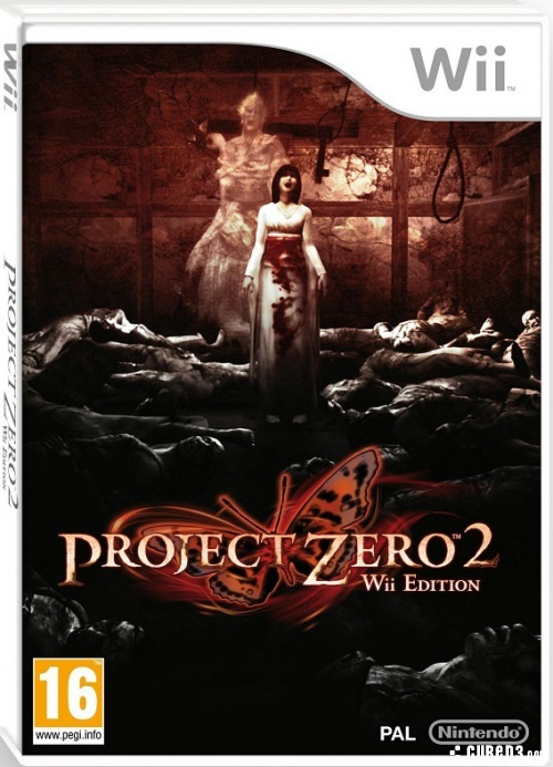 Image for Project Zero 2: Wii Edition European Box Art Revealed