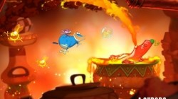 Screenshot for Rayman Origins (Hands-On) - click to enlarge