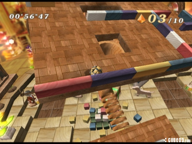 Screenshot for Kororinpa on Wii