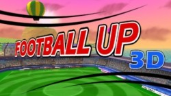 Screenshot for Football Up 3D - click to enlarge