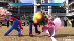 Screenshot for Tekken Tag Tournament 2: Wii U Edition - click to enlarge