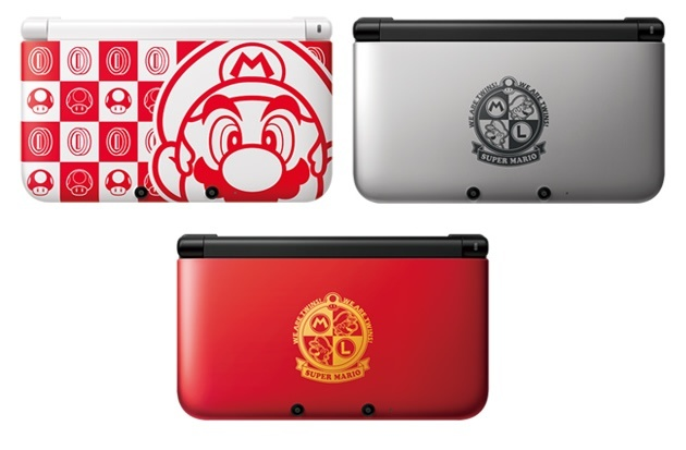 Image for 3 New Nintendo 3DS XL Models for China