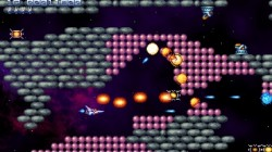 Screenshot for Gradius ReBirth - click to enlarge