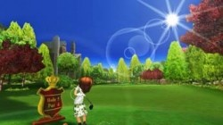 Screenshot for Let's Golf 3D - click to enlarge