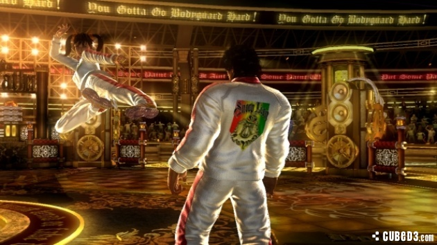 Image for Paint that panda in new screenshots of Tekken Tag Tournament 2 Wii U
