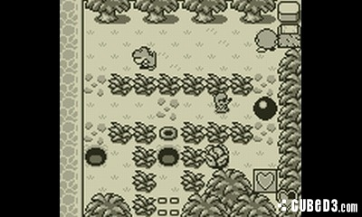 Screenshot for Mole Mania on Game Boy - on Nintendo Wii U, 3DS games review
