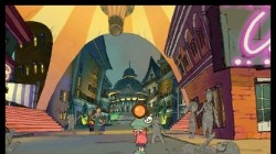 Screenshot for Professor Layton and the Miracle Mask - click to enlarge