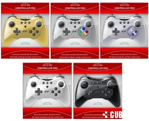 Image for The Lovechild of a Wii U and SNES Revealed: SNES Controller Pro