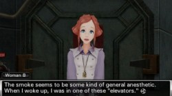 Screenshot for Zero Escape: Virtue's Last Reward (Hands-On) - click to enlarge