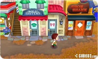 Screenshot for Animal Crossing: New Leaf on Nintendo 3DS - on Nintendo Wii U, 3DS games review