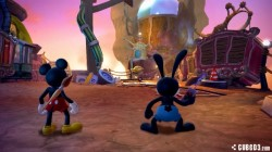 Screenshot for Disney Epic Mickey 2: The Power of Two - click to enlarge